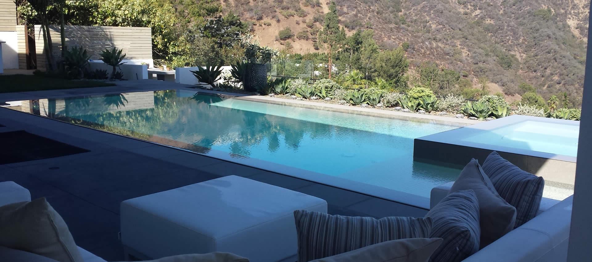 Los Angeles Pool Builders Southern California Swimming