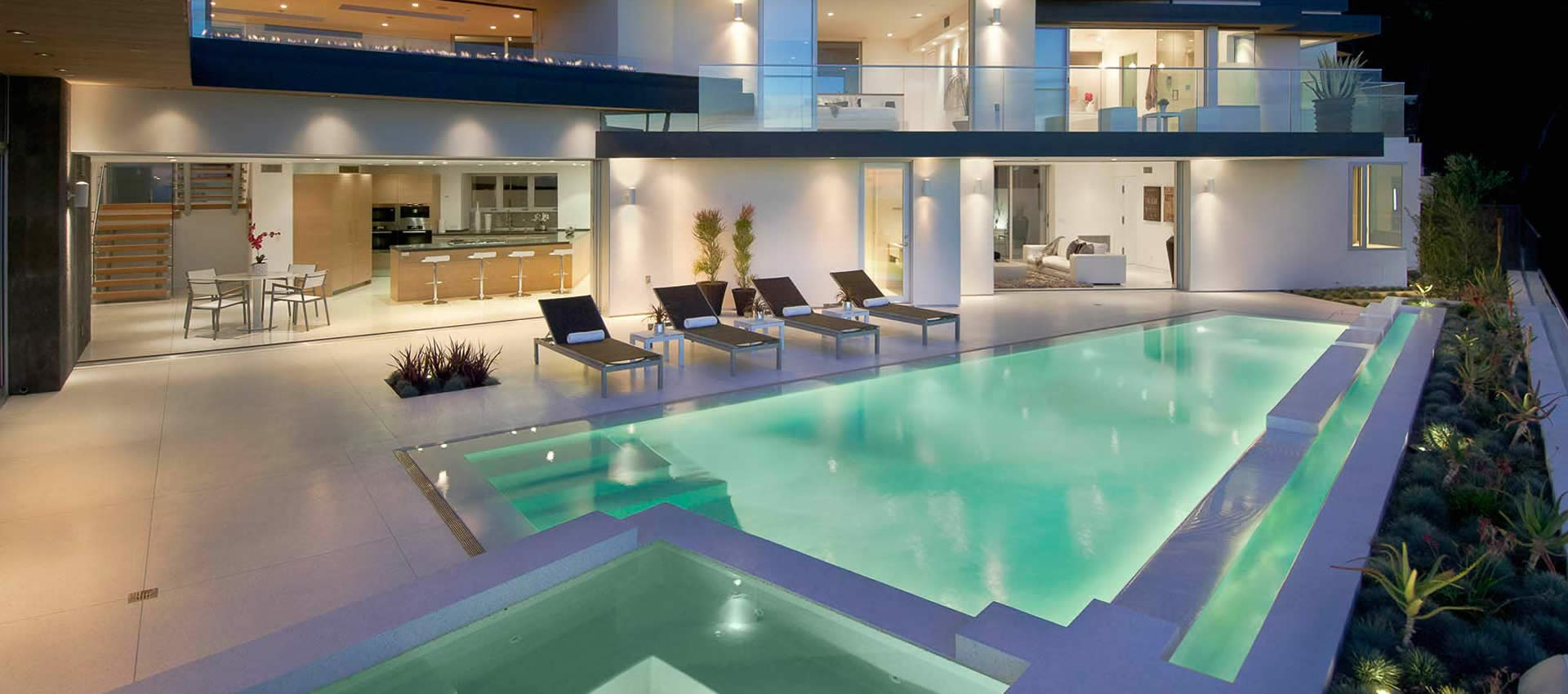 Los angeles pool builders southern california swimming - Indoor swimming pools in los angeles ca ...